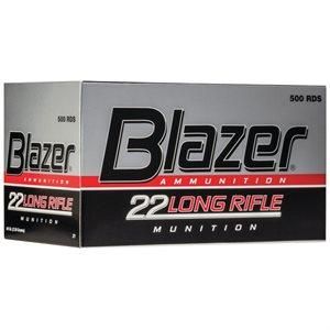 BLAZER MUNITION .22 LR HS 0021BLAZER