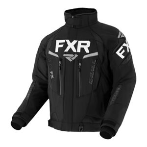 Manteau Team FX homme black