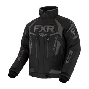 Manteau Team FX homme black ops