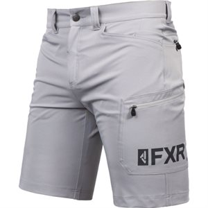 PANTALON COURT ATTACK SHORT 21 GREY 212113-0500-28