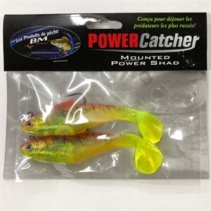 "POWER CATCHER 6"" FIRETIGER"