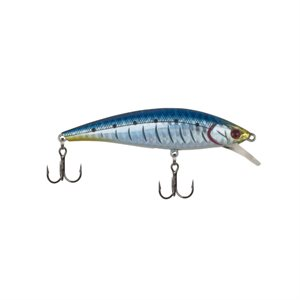 "Poisson nageur Puncher 2 3 / 8"" Blue Dark Sardine"