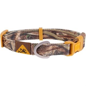 "Collier pour chien camouflage grand 18""-28"""