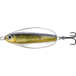CUILLERE ERRATIC SHINER GOLD / BLACK 2""