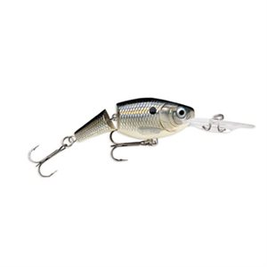JOINTED SHAD RAP SILVER SHAD JSR05-SSD