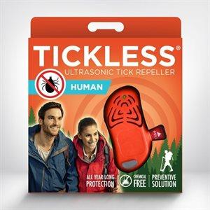 Tickless APPAREIL CONTRE LES TIQUES POUR HUMAIN ORANGE